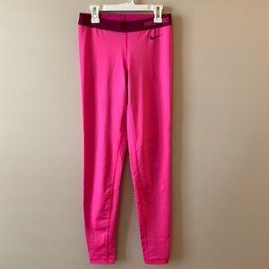 Nike Pro runner's leggings